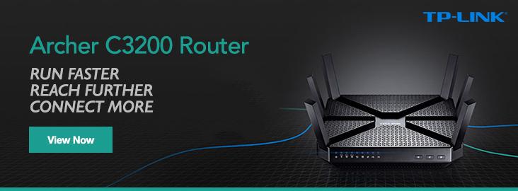 TP-Link Router Archer C3200