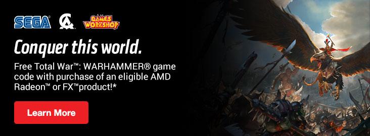AMD Warhammer GPU