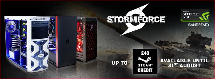 Stormforce Zoostorm