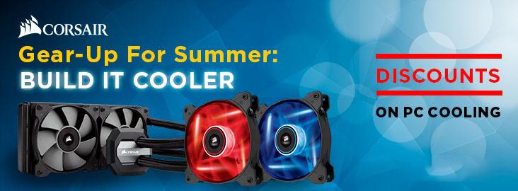 Corsair Summer Promo
