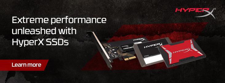 HyperX SSD