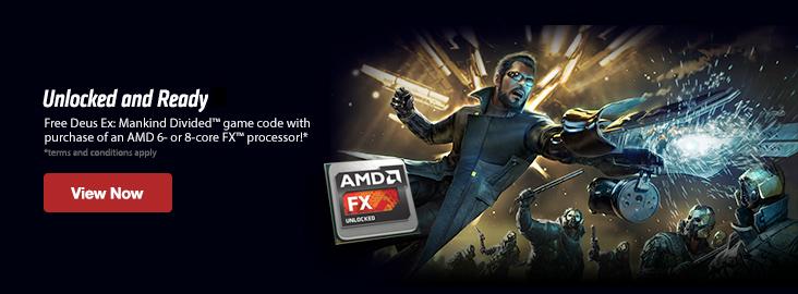 AMD Dues Ex Promo