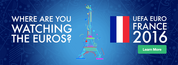 Watch Euro 2016