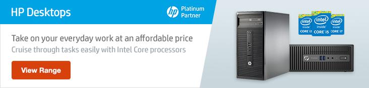 HP Desktops HPB