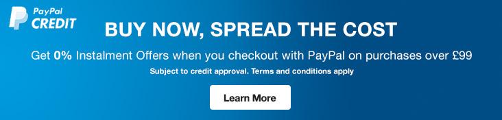 PayPal Zero Finance