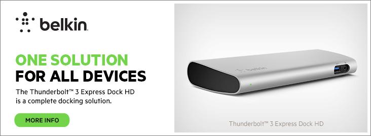 Belkin Thunderbolt 3