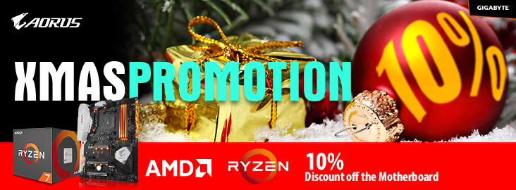 AMD Christmas Promotion