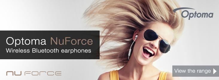 Optoma headphones
