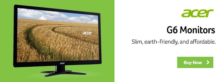 Acer G6 Range
