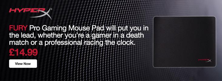 hyperx gaming pad