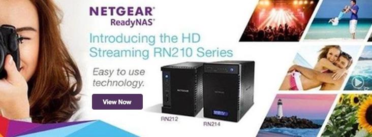 netgear RN series
