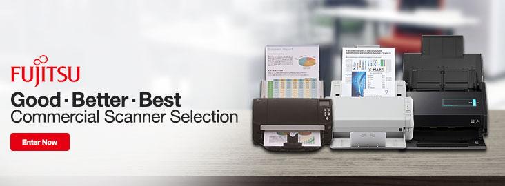fujitsu commercial scanner