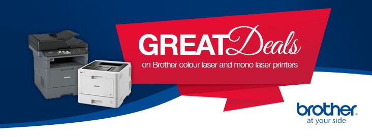 Laser Printer Promo