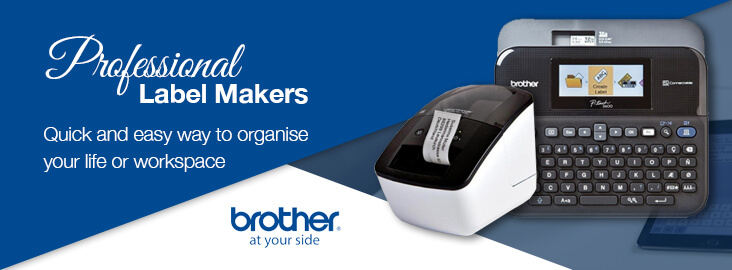 Brothers Label Printers