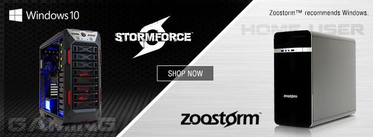 stormforce zoostorm gaming