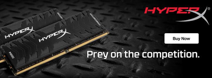 Hyper X Predator DDR4