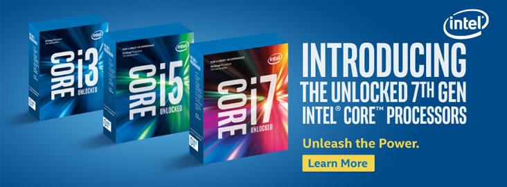Intel K Range