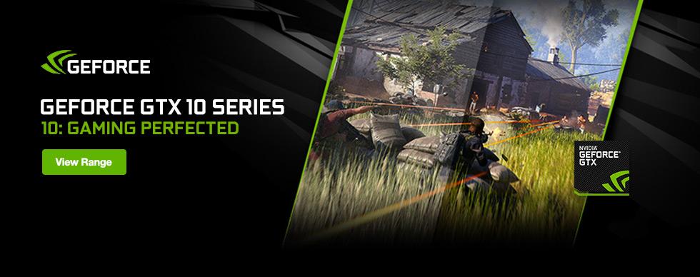 Nvidia 10 Series
