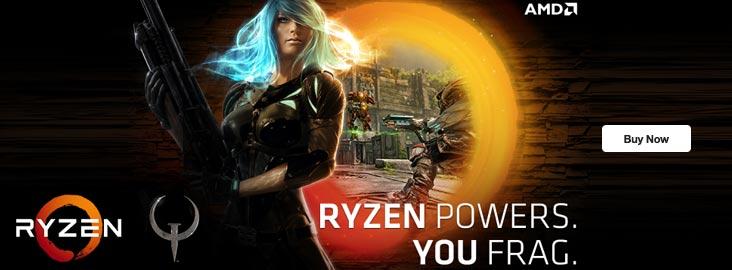 Ryzen Quake