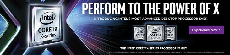 Intel X Range