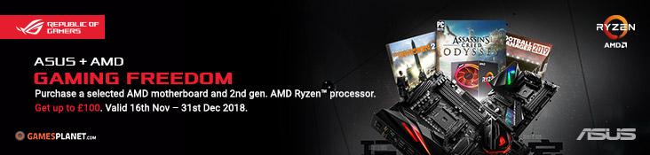 AMD Gaming Freedom