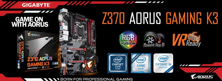 Z370 Aorus Gaming K3