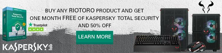 Kaspersky Riotoro