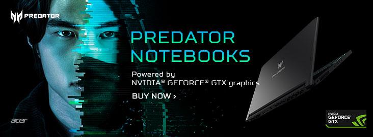 Acer Predator Laptops Q1