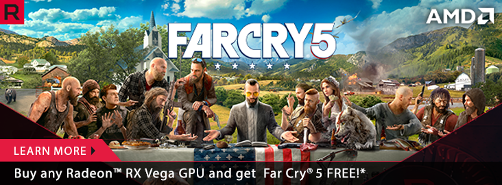 Far Cry 5 AMD