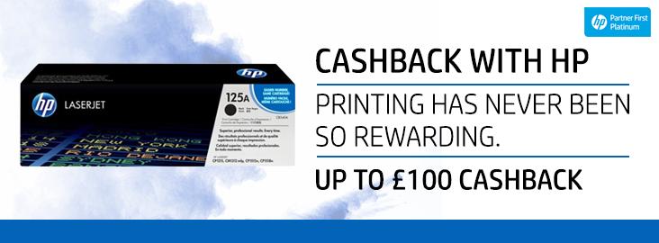 HP Cashback - Toner
