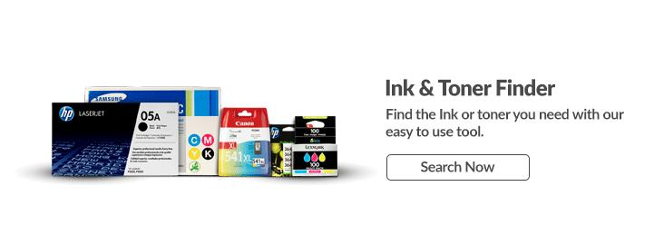 Ink finder