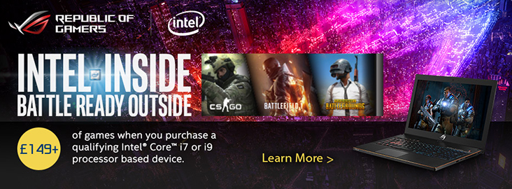 intel and asus