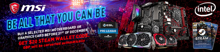 MSI x ESL - Intel MB