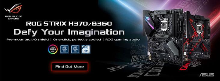 ROG STRIX H370 8360