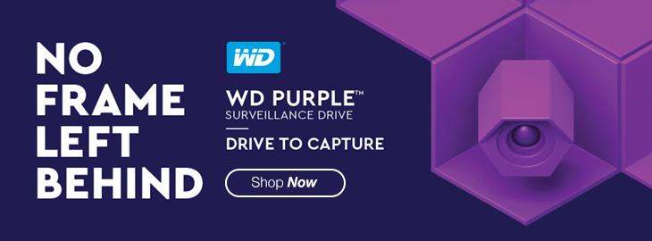 WD Purple CB