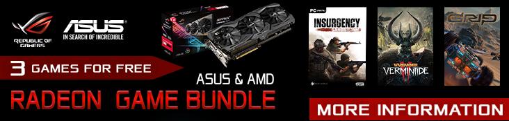 ASUS AMD Promo Bundle