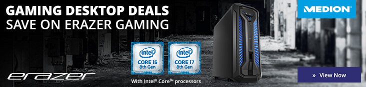 Erazer Gaming Desktop Deals