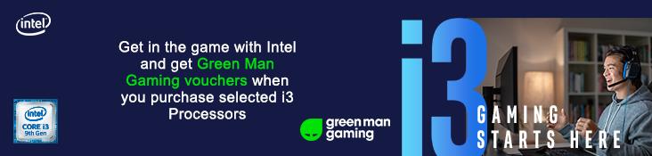 Intel Green Man Gaming