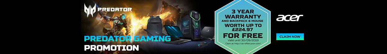 Acer Predator Promo