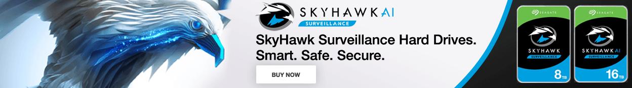 Seagate Skyhawk Surveillance Drives