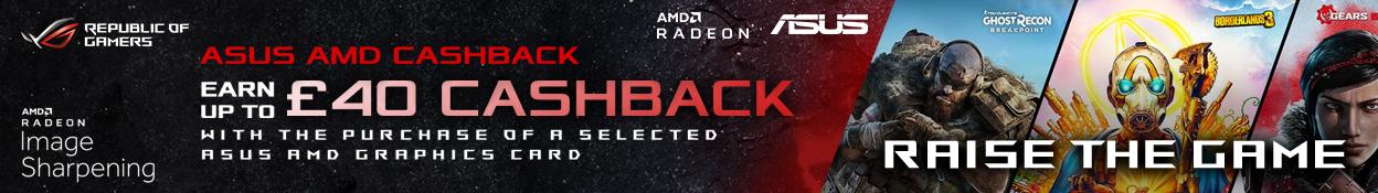 ASUS AMD Cashback