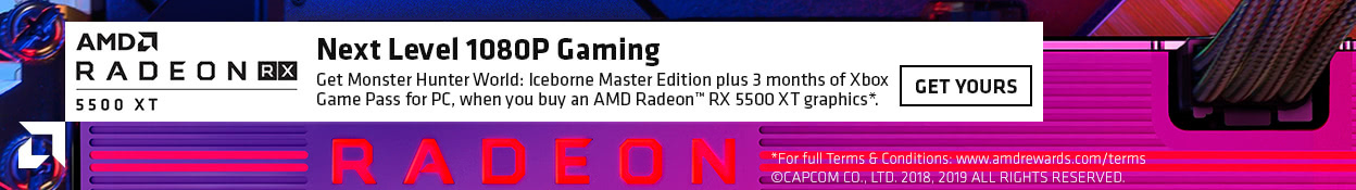 AMD RADEON RX 5500 XT LAUNCH