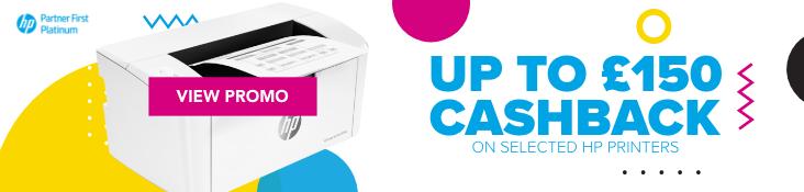 HP - Cashback Promo