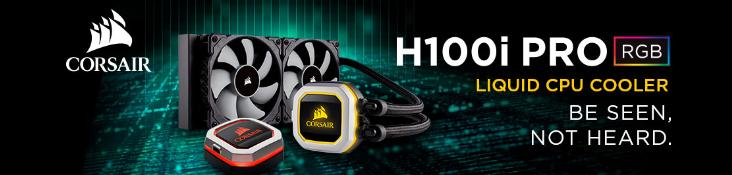 h100i pro rgb cooler
