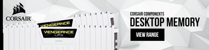 Corsair Desktop Memory