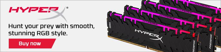Hyper X Desktop Memory