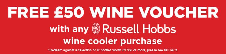 Russell Hobbs Wine Voucher