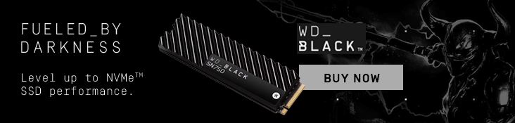 WD Black - SN750