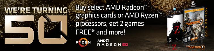 AMD Gold Homepage
