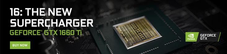 Nvidia GTX Cards